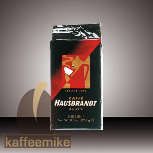 Hausbrandt Caffe Nero 250g gemahlen