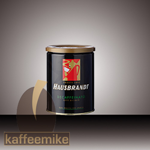 Hausbrandt Caffe Decaffeinato 250g Dose gemahlen