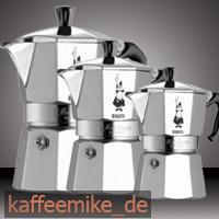 Bialetti Moka Express Espressokocher 2 Tassen