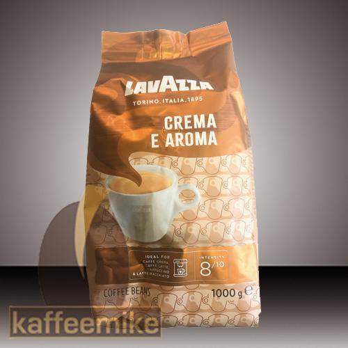 ! Lavazza Crema e Aroma Espresso Kaffee 1000g Bohnen