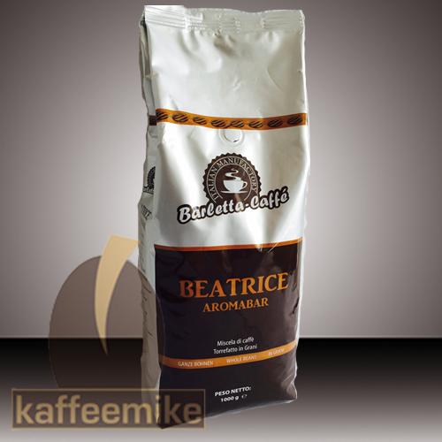 Barletta Caffe Beatrice Aroma Bar 1000g Bohne
