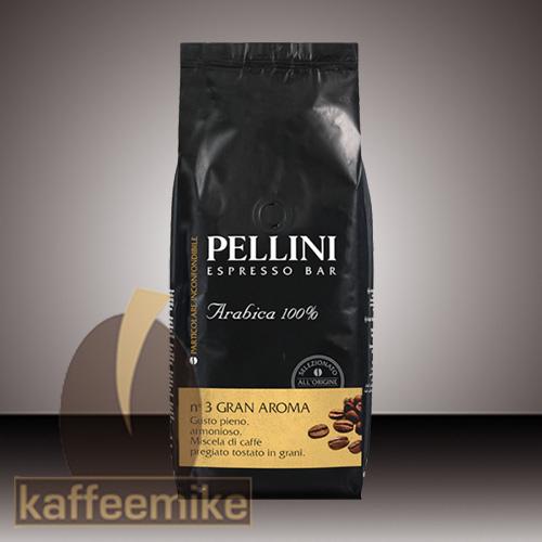 Pellini Kaffee Espresso - Aroma Oro 1000g Bohnen