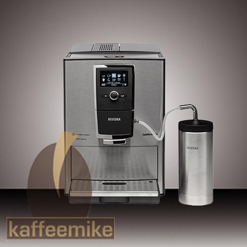 nivona caferomatica 877 kaffeevollautomat one touch. Black Bedroom Furniture Sets. Home Design Ideas