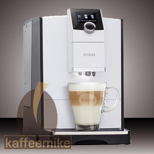 nivona caferomatica 760 kaffeevollautomat weiss. Black Bedroom Furniture Sets. Home Design Ideas