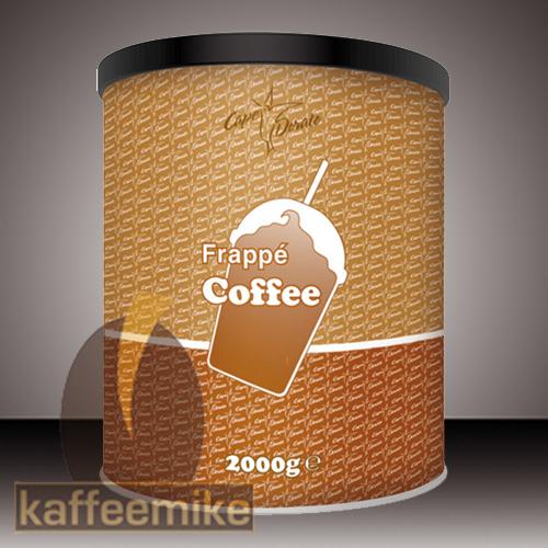 Cape Dorato Frappe Coffee 2000g Dose