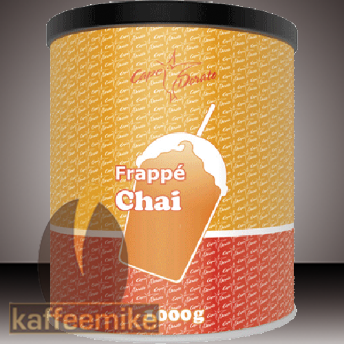 Cape Dorato Frappe Chai Latte 2000g Dose
