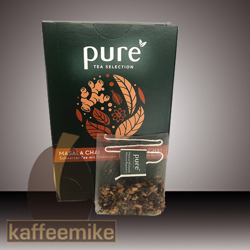 Pure Tee Masala Chai Selection Tea 25x2,5g