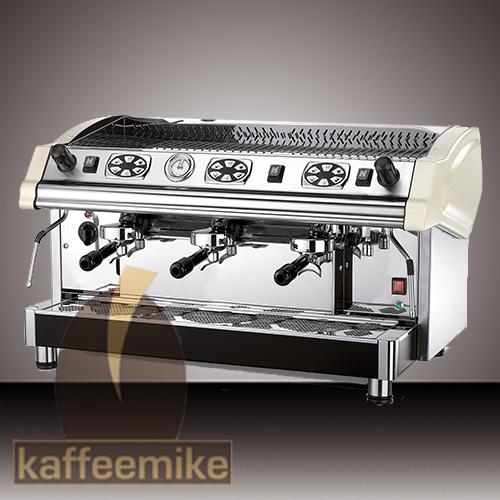 Royal Tecnica Elettronica Espressomaschine - 2gruppig weiss