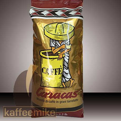 Caffe Corsini Caracas Oro 1000g Bohne
