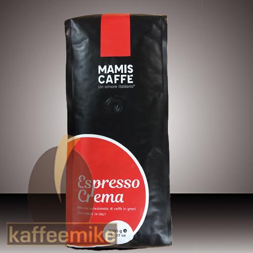 Mamis Caffe Espresso Crema 1 kg