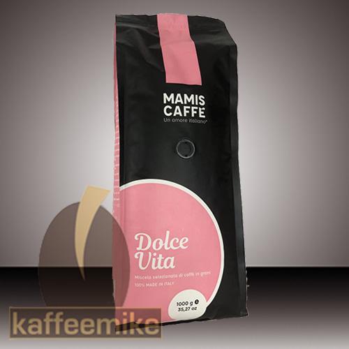 Mamis Caffe Dolce Vita 1kg Bohne