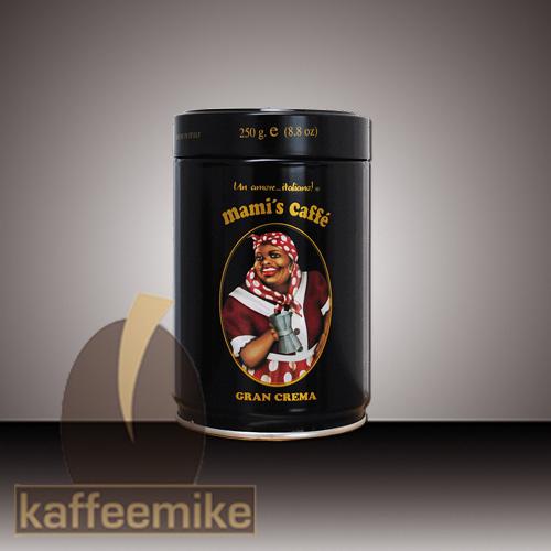Mamis Caffe Gran Crema 250g Bohne