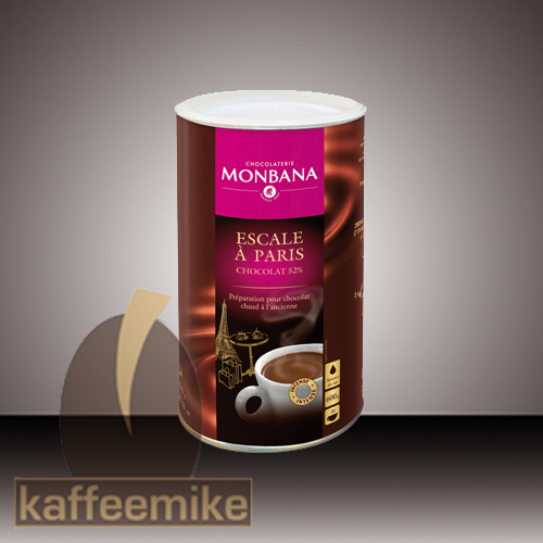 "Monbana ""Escale à Paris"" Chocolate Powder 600g"