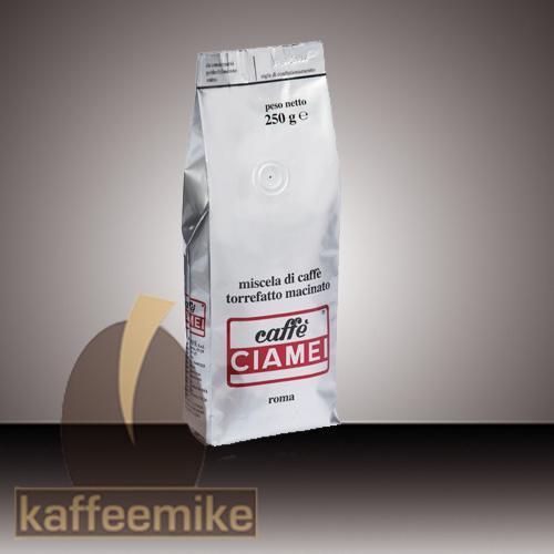 Caffe Ciamei Espresso Kaffee - Silber 250g Bohne