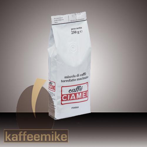 Caffe Ciamei Espresso Kaffee - weiss 250g Bohne