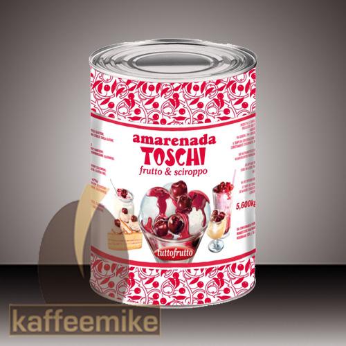 Toschi Amarena Kischen in Sirup Dose 5,6kg