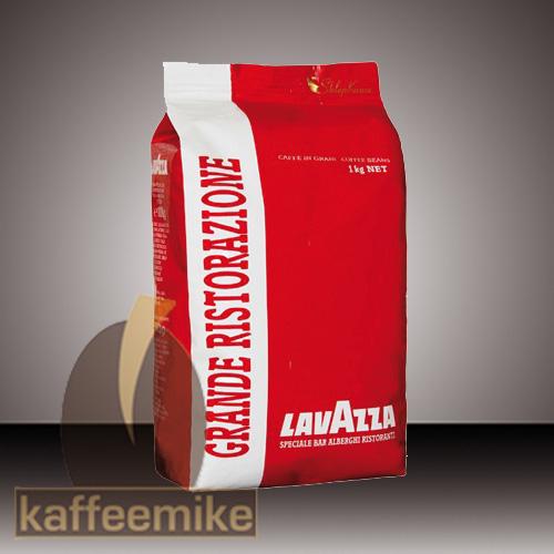 Lavazza Grande Ristorazione Rosso Kaffee 1000g Bohnen