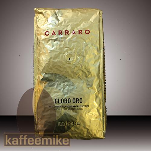 Carraro Globo Oro 1000g Bohne
