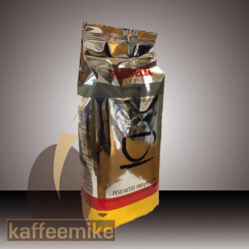 Musetti Caffe Cremissimo 1000g Bohne