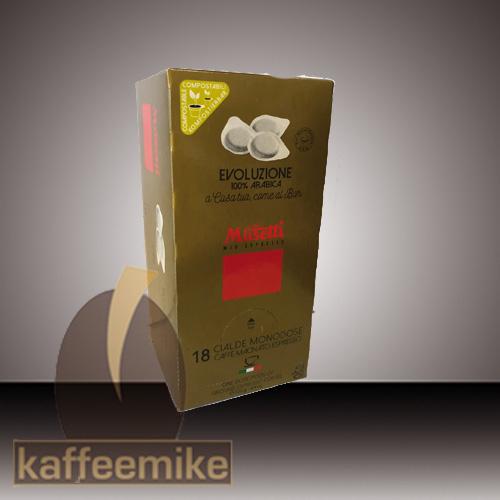 Musetti Caffe Evoluzione Tabs Pads Cialde 18stk
