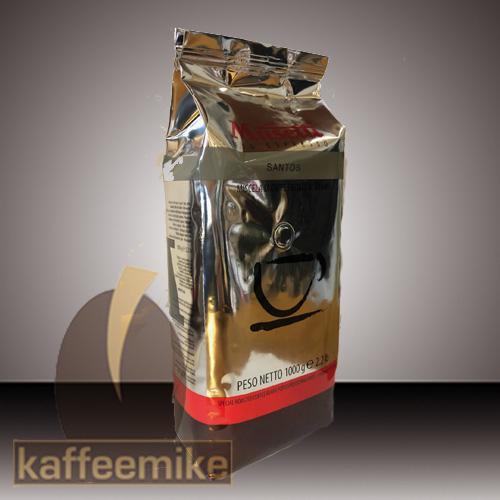 Musetti Caffe Santos 1000g Bohne