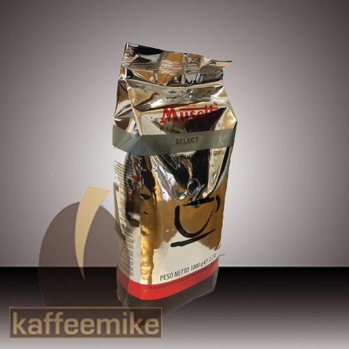 Musetti Caffe Select 1000g Bohne