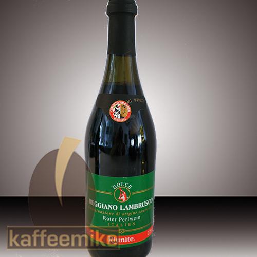 Dolce Lambrusco Emilia Riunite Perlwein 0,75l