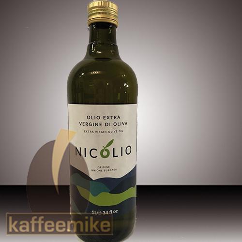 Olivenoel Extra Vergine NicOlio 1,0l