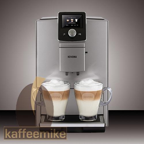 Nivona CafeRomatica NICR 821 Kaffeeautomat Sondermodell Titan