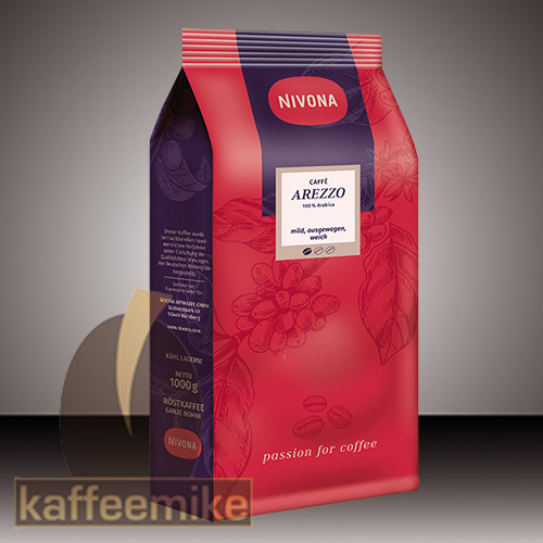Nivona Espresso Arezzo 1000g Bohne
