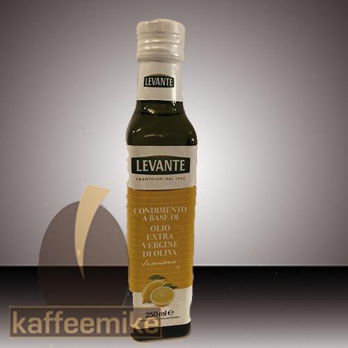 Olivenoel Levante Extra Vergine Limone Zitrone 0,25l