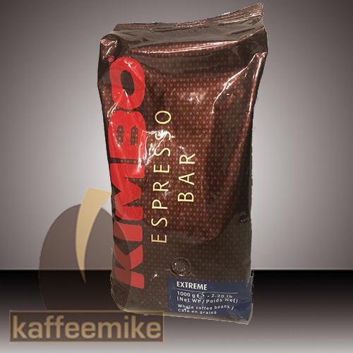 Kimbo Espresso Kaffee Extreme 1000g Bohnen