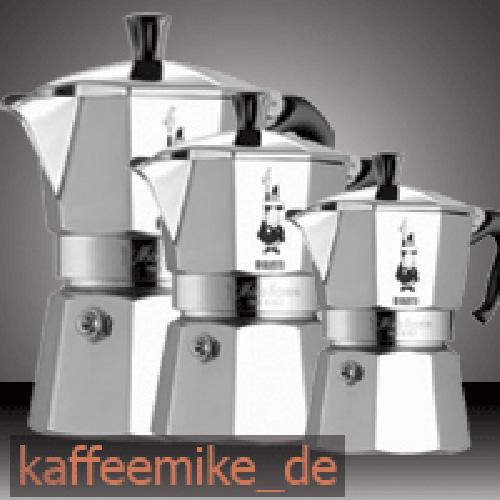 Bialetti Moka Express Espressokocher 4 Tassen