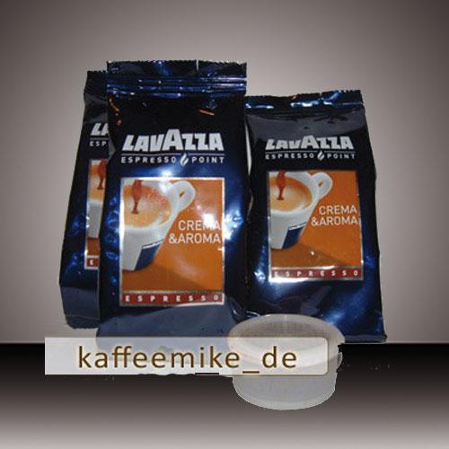 LAVAZZA ESPREssO POINT 408 Crema Aroma 100 Kapseln