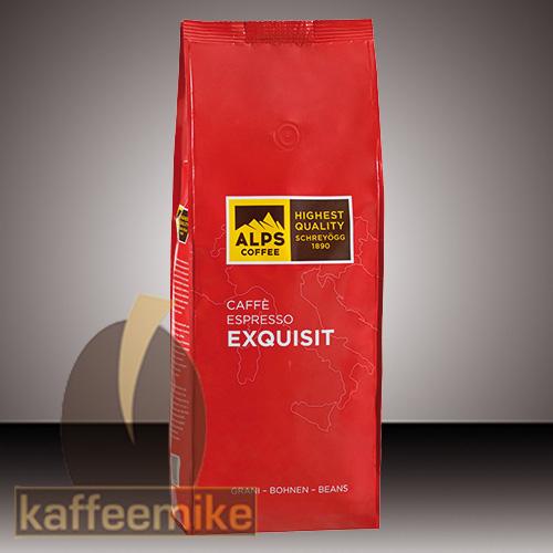 Schreyoegg Exquisit Espresso Kaffee - 1000 g Bohnen