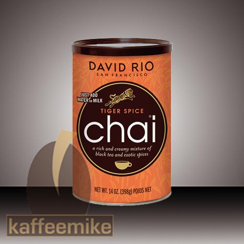 David Rio Tiger Spice Chai Tee 398g