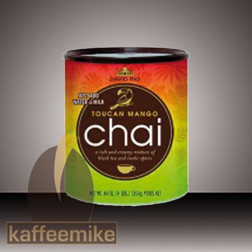 David Rio Toucan Mango Chai Tee 1816g Dose