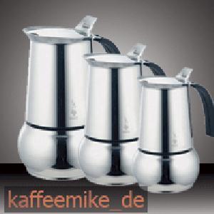 Bialetti Kitty Elegance Espressokocher 10 Tassen