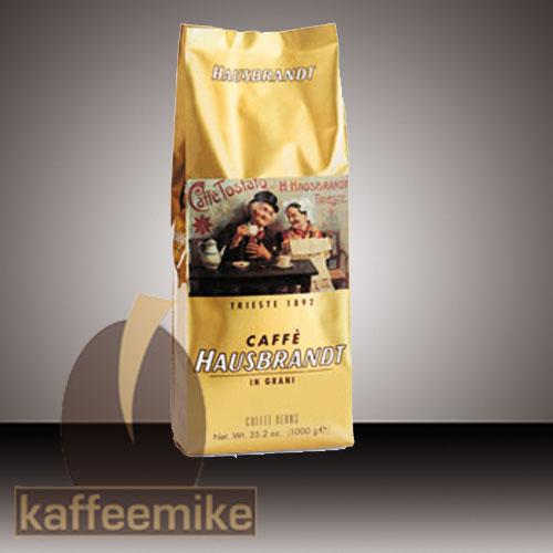Hausbrandt Nonnetti Kaffee Espresso 1000g Bohnen