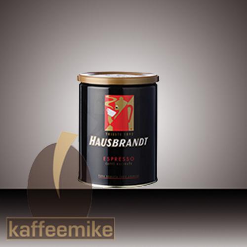 Hausbrandt Espresso Kaffee 250g Dose gemahlen