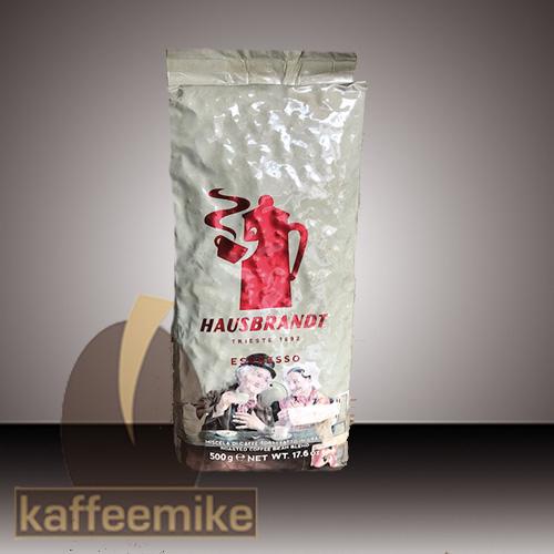 Hausbrandt Nonnetti Kaffee Espresso 500g Bohnen