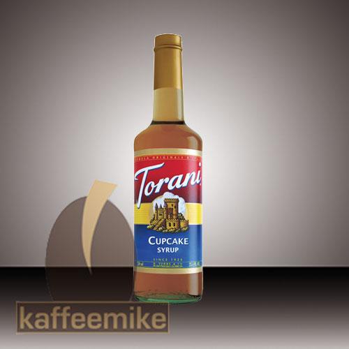 Torani Sirup Cupcake 0,75l Flasche