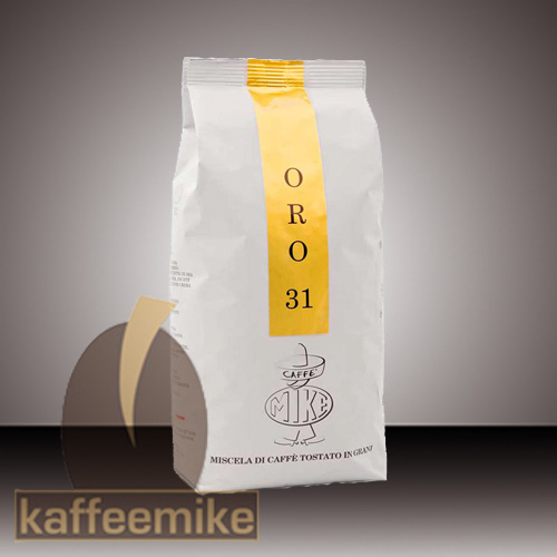 Caffe Mike - Oro 1000g Bohne