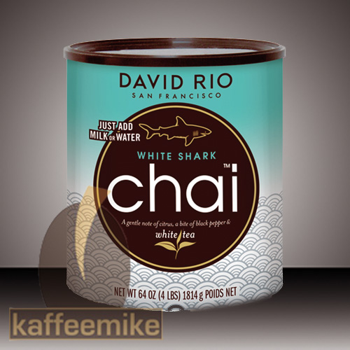 David Rio White Shark Chai Tee 1814g