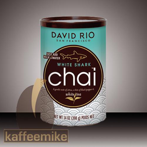 David Rio White Shark Chai Tee 398g