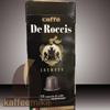 Caffe De Roccis Oro Cremoso Kapseln Nespresso kompatibel 10Stk 5