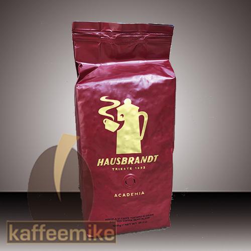 Hausbrandt Academia Kaffee Espresso 1000g Bohnen