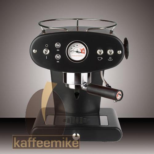 Illy Francis Francis X1 Ground Schwarz, Espressogeräte & Reiniger