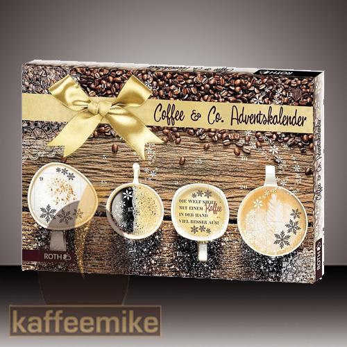 Adventskalender Coffee & Co