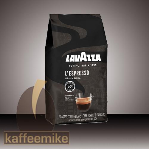 ! Lavazza Gran Aroma Bar Espresso Kaffee 1000g Bohnen